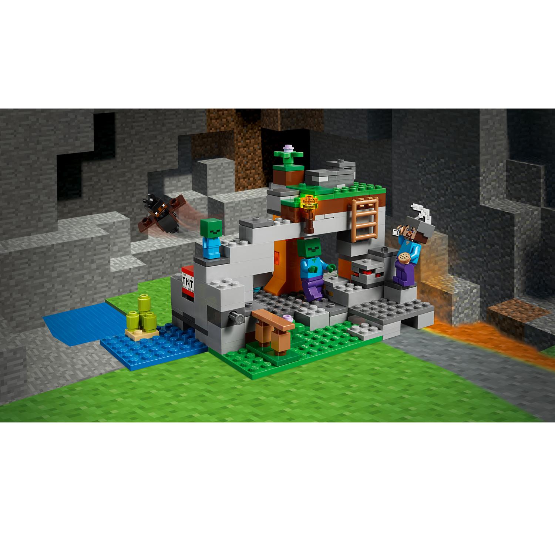 Minecraft Zombiegrottan