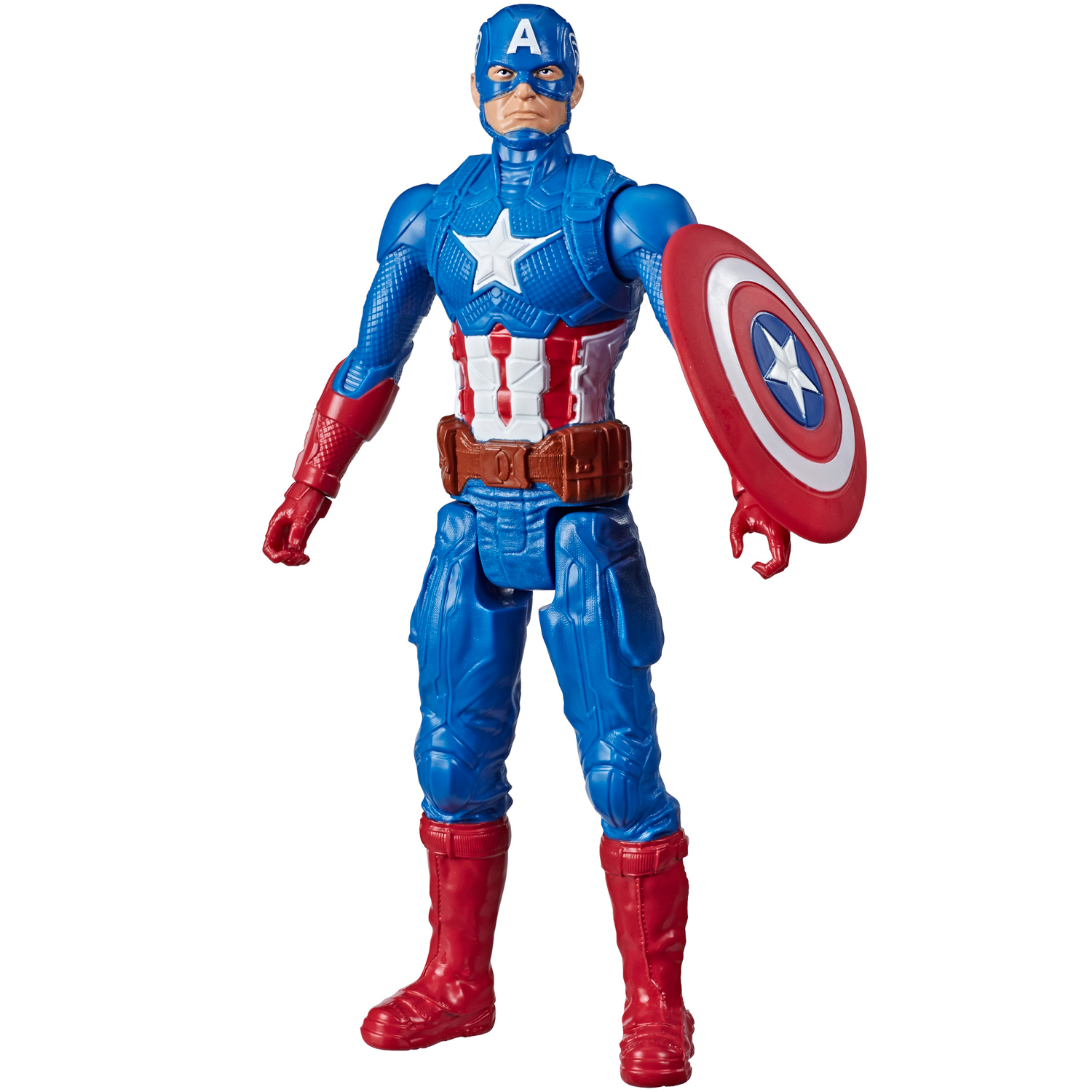 Titan Hero Figure Captain America