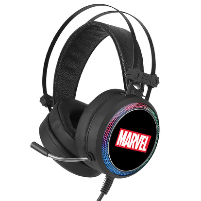 Gaming Headset USB 7.1-ljud Marvel 001
