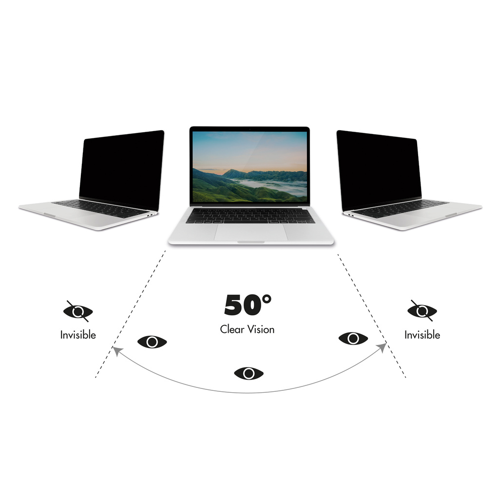 Privacy filter Macbook 13.3""