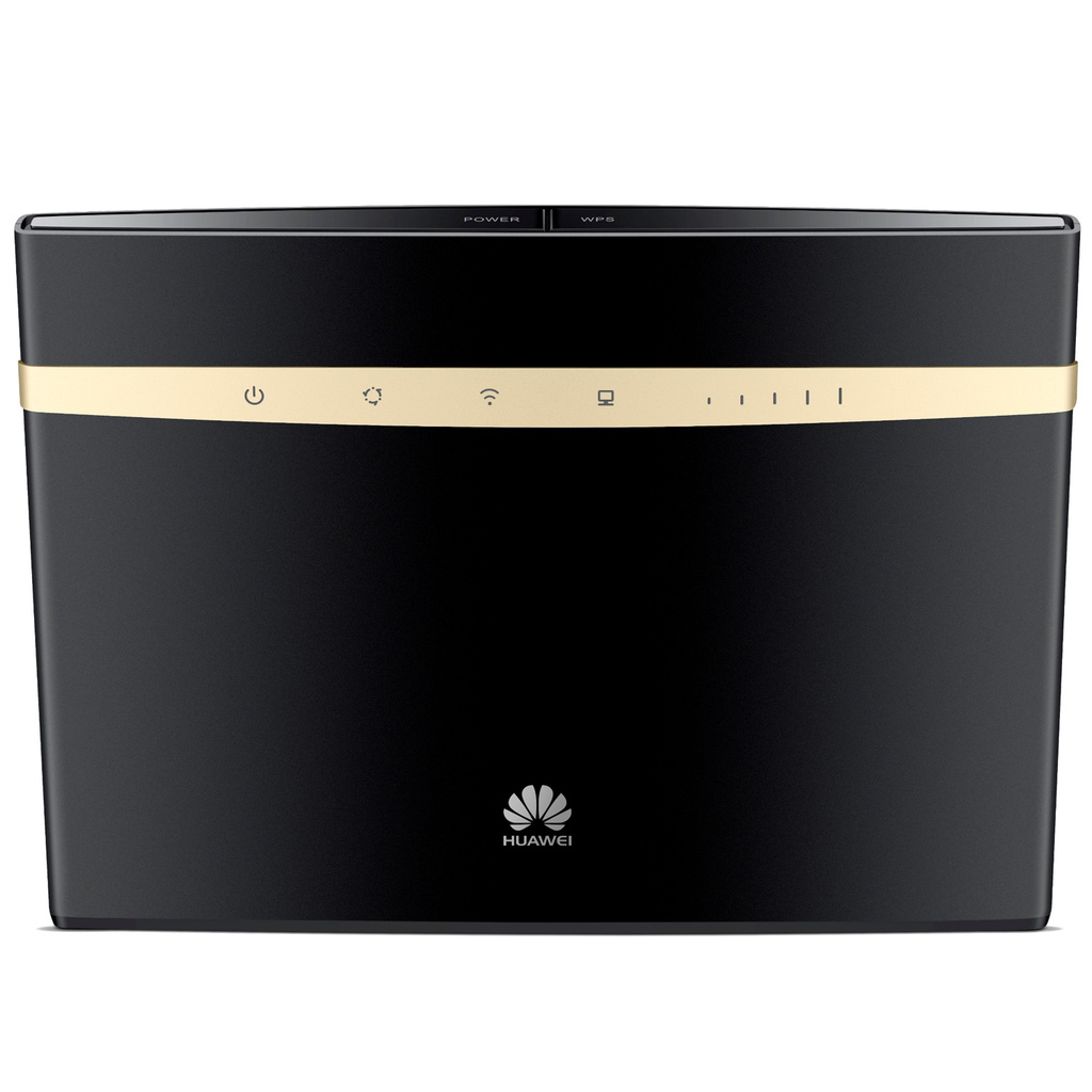 Huawei router m. 4G-modem