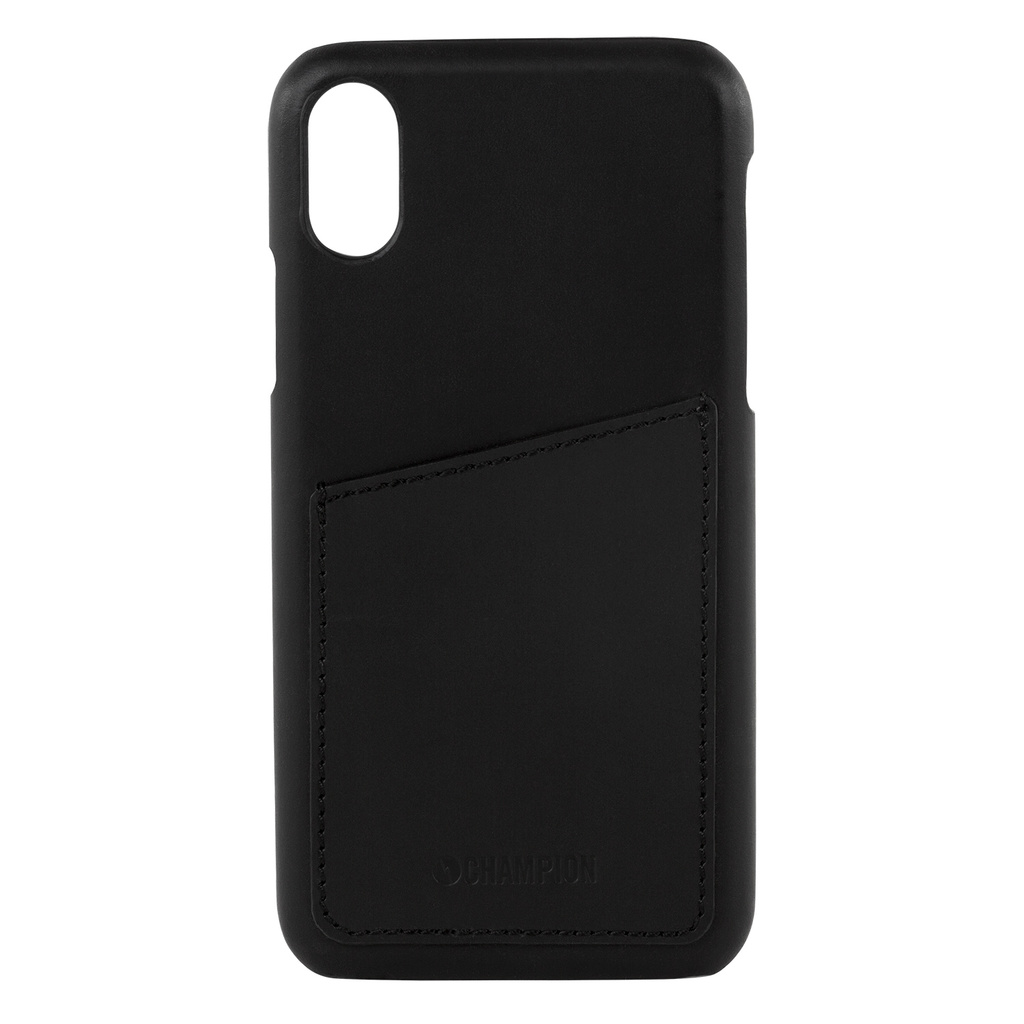 Classic Case Läder iPhone X/XS