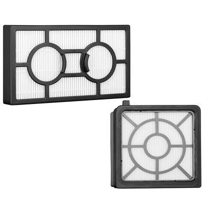 HEPA-filter CHDS210 in/outlet