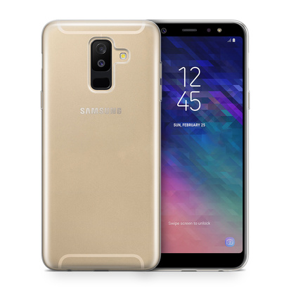 Slim Cover Tr Galaxy A6+ 2018