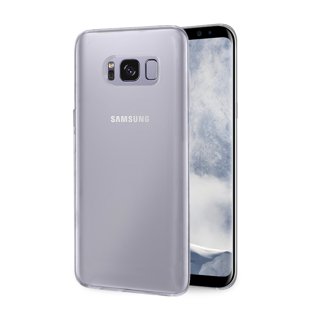 Slim Cover Transp. Galaxy S8
