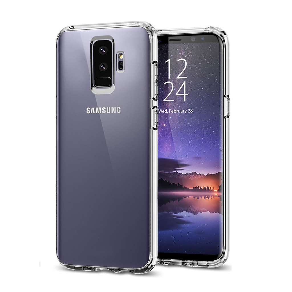 Slim Cover Transp. Galaxy S9+