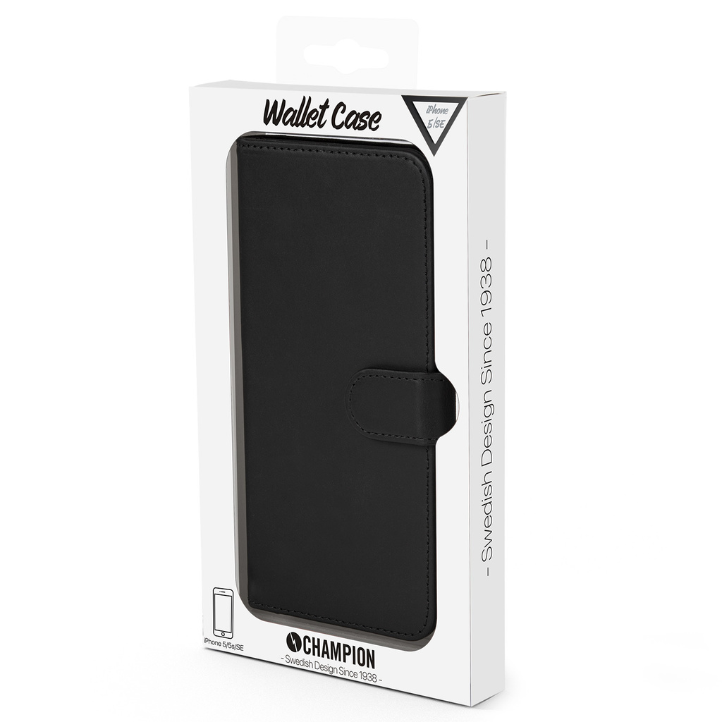 Wallet Case iPhone 5/5S/SE Sv