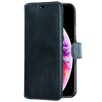 Slim Wallet Case iPhone 11 Pro Max Svart