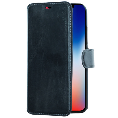 Slim Wallet Case iPhone 11 Pro Svart