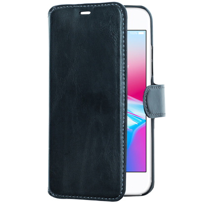 Slim Wallet Case iPhone 8/7 Svart