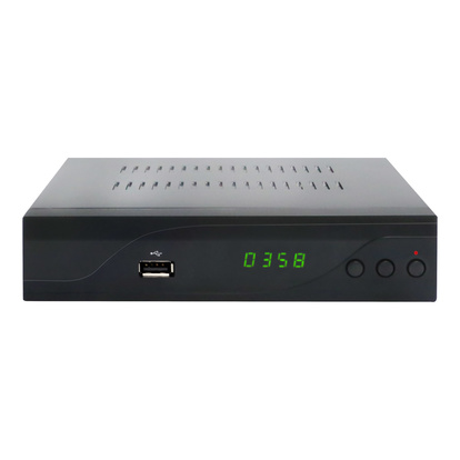 DVB-C Kabel-TV-Box MPEG-4 HD