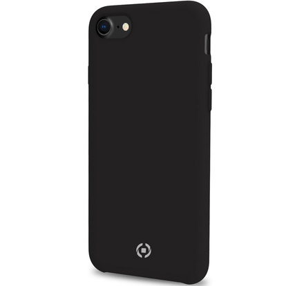 Soft-touch cover iPhone SE 2020/7/8 Svart