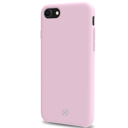 Soft-touch cover iPhone SE 2020/7/8 Rosa