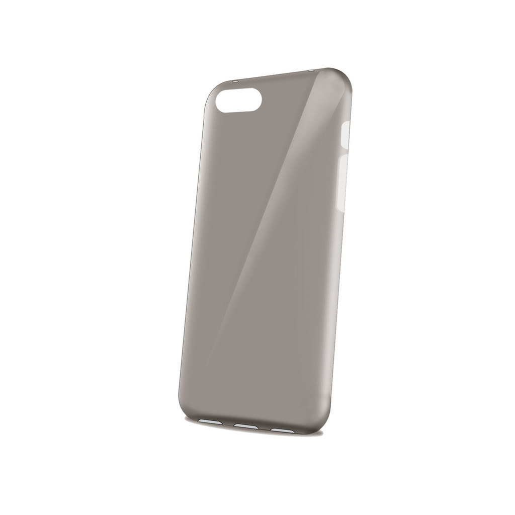 Gelskin TPU Cover iPhone 7/8/SE 2020 Svart