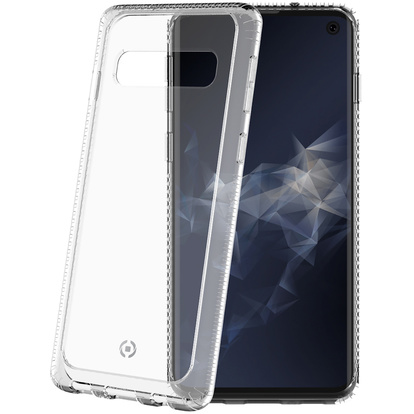 Hexagon Lite Galaxy S10 Transparent