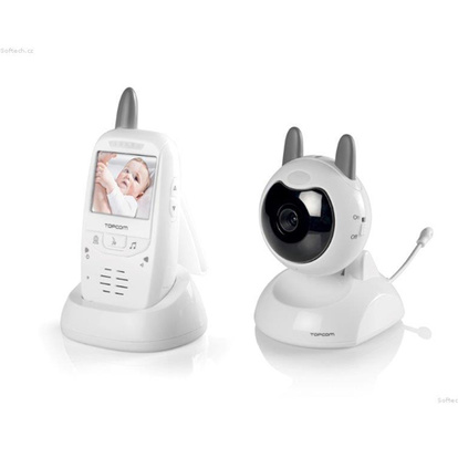 Digital baby video monitor