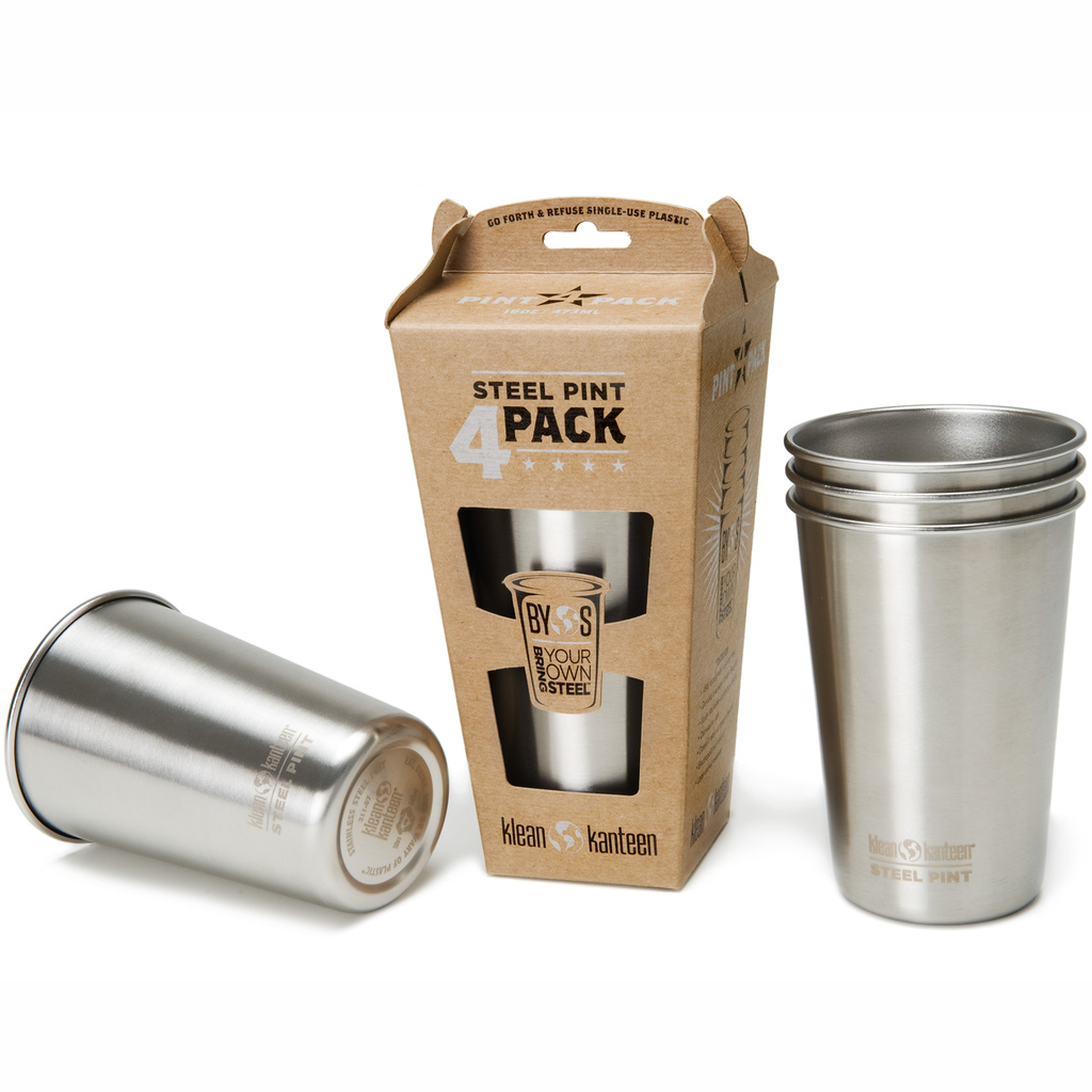 473ml Pint Cup 4-pack