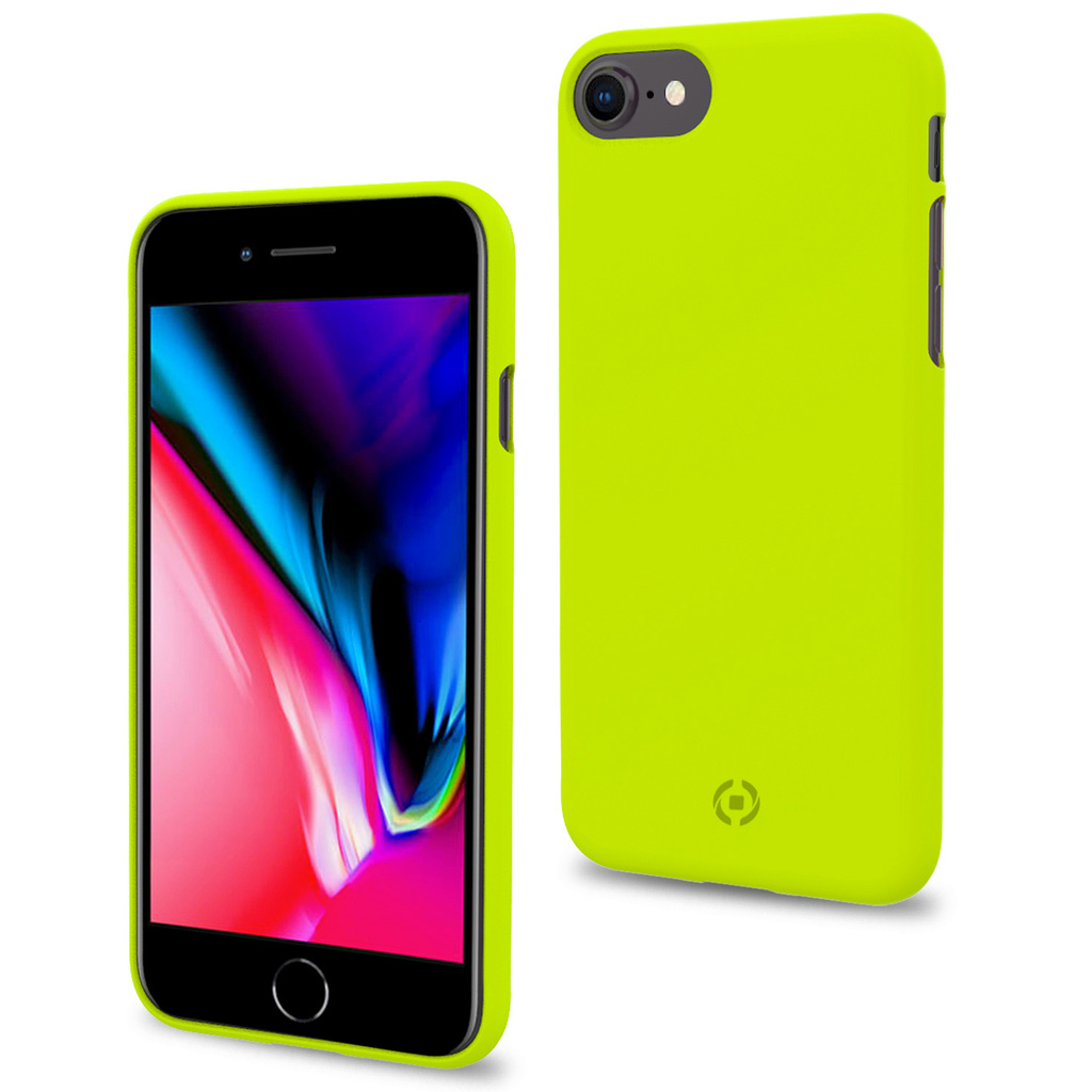 Shock Cover iPhone SE 2020/8/7 Gul