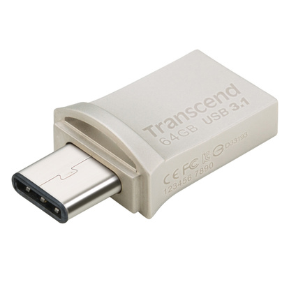 USB-minne (USB3+Type-C)  64GB