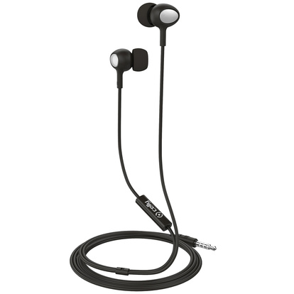 UP500 Stereoheadset In-ear Sv