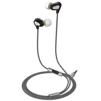 Headset Dual Driver In-ear Sv