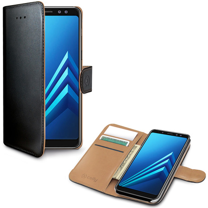 Wallet Case Galaxy A8 2018 Sv