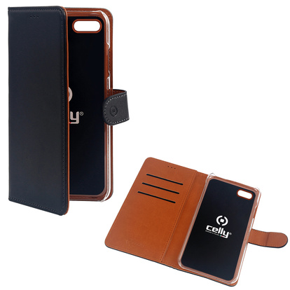Wallet Case Y5 2018 Sv/be
