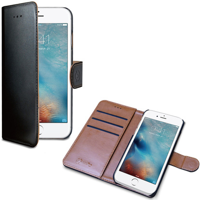 Wallet Case iPhone 7/8/SE 2020 Svart