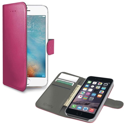 Wallet Case iPhone 7/8/SE 2020 Rosa