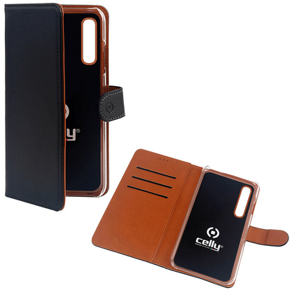 Wallet Case Galaxy A70 Sv/be