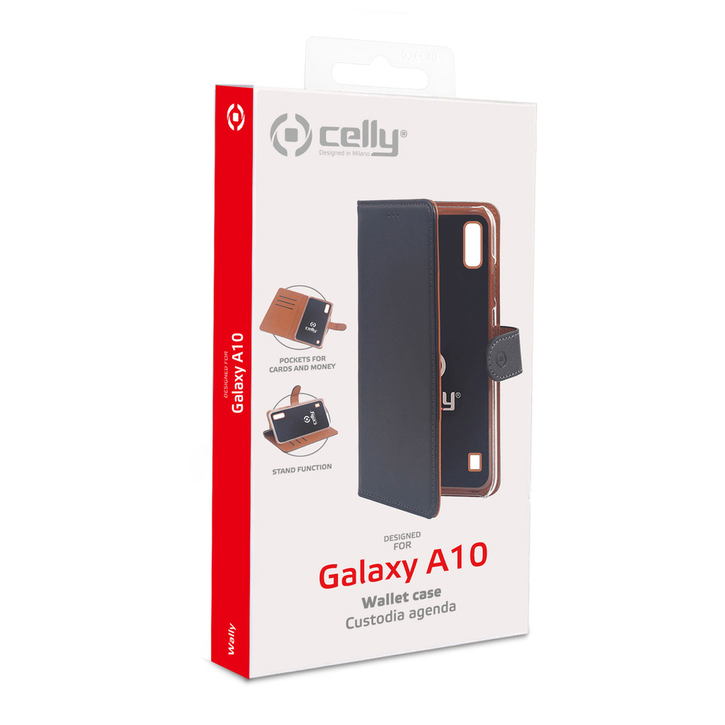 Wallet Case Galaxy A10 Sv/be