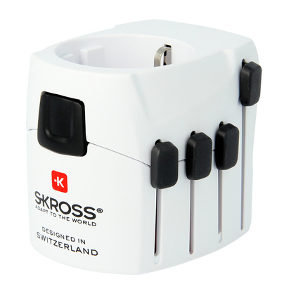 World Adapter PRO