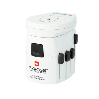 World Adapter PRO World USB