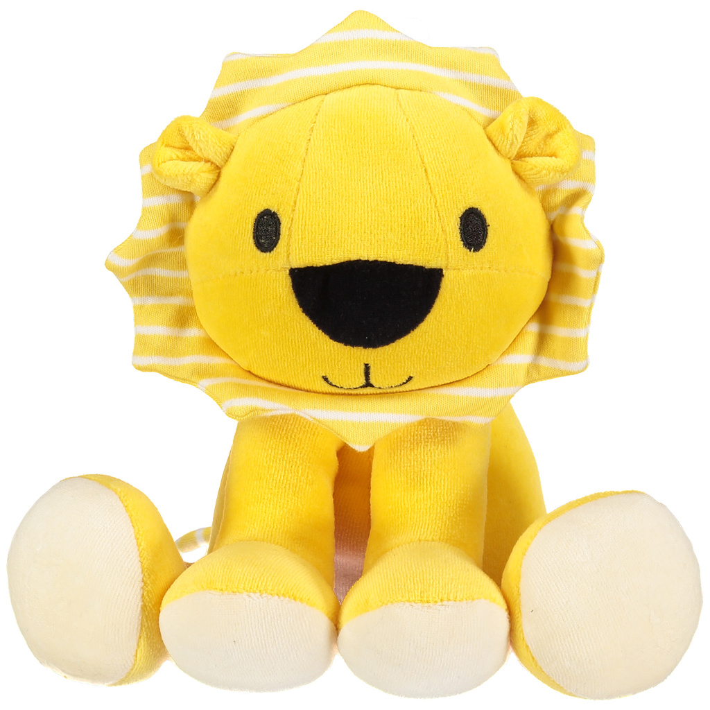 Elsa The Lion Yellow