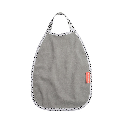 Pullover Terry bib Happy Dots