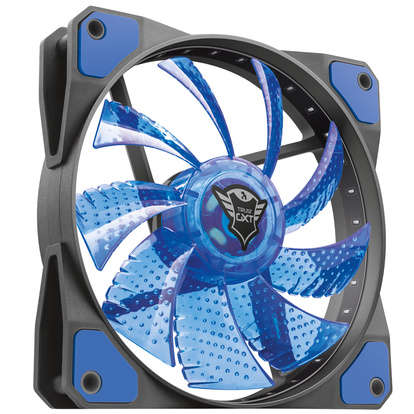 GXT 762W LED silent PC fan Bl