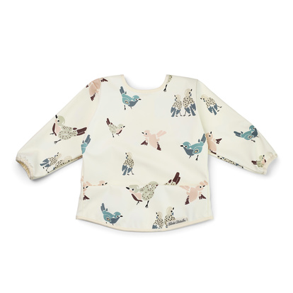 Long Sleeve Bib - Feathered F.