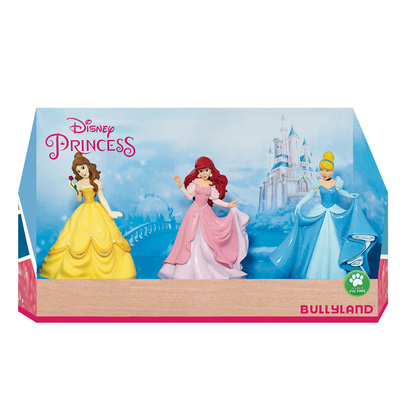 WD Prinsess Delux 3-pack