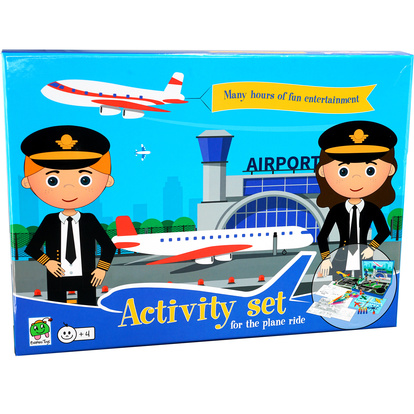 Activity set Airport