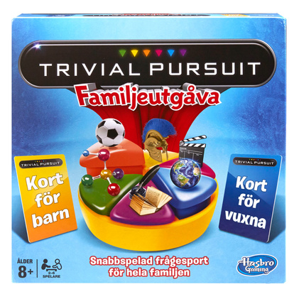 Trivial Pursuit Familj SE
