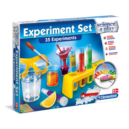 Experiment Set - 35 chemical.