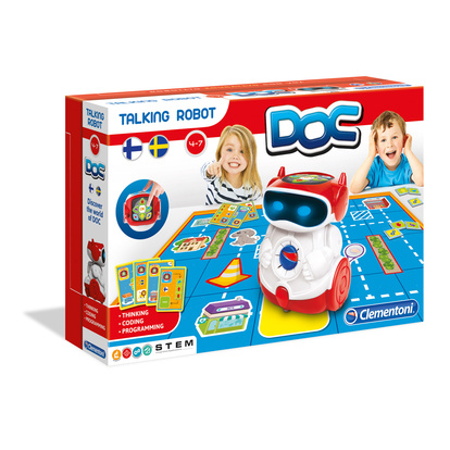 DOC - Education Robot (SE+FI)