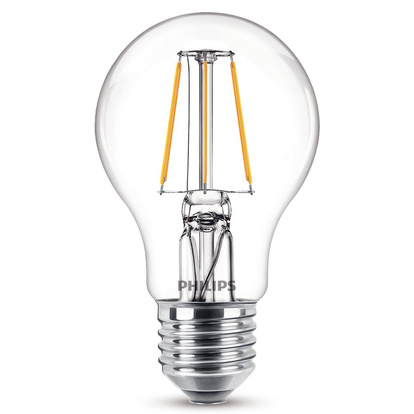 2-pack LED Filament E27 40W