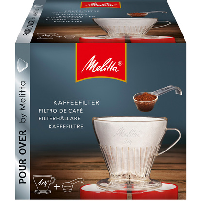 Pour Over Prem Filtertratt 1X4