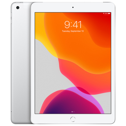 "iPad 10.2""  32GB Wi-Fi/4G Silver"