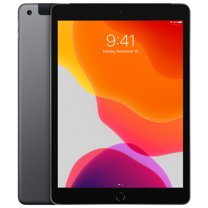 "iPad 10.2"" 128GB Wi-Fi/4G Space Grey"
