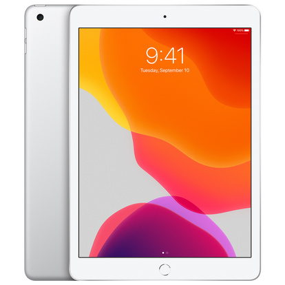 "iPad 10.2""  32GB Wi-Fi Silver"