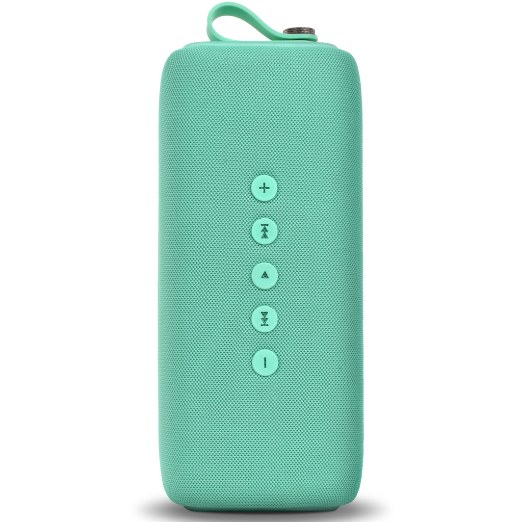 Rockbox BOLD L Peppermint Bluetooth speaker