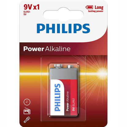 Power Alkaline 9V