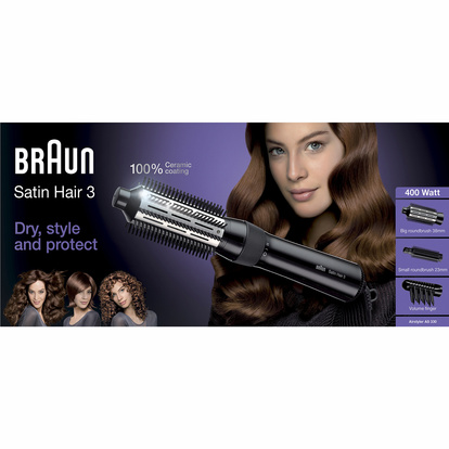 Airstyler AS330 Satin hair